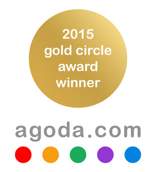 Agoda Golden Circle Award 2015